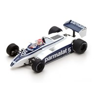 Brabham BT49 - 1st 1980 Long Beach Grand Prix - #5 N. Piquet 1:43