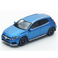 Mercedes AMG GLA 45 - Blue 1:43