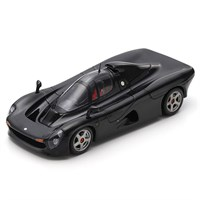 Spark Yamaha OX99-11 Presentation Car 1992 - Black 1:43