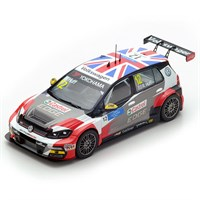 Spark Volkswagen Golf GTI TCR - 1st 2018 Hungary WTCR - #12 R. Huff 1:43