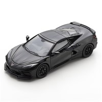 Spark Chevrolet Corvette C8 2019 - Black 1:43
