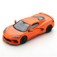 Spark Chevrolet Corvette C8 2019 - Orange 1:43