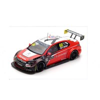 Spark Citroen C-Elysee - 1st 2016 Race of Japan WTCC - #68 Y. Muller 1:43