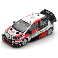 Toyota Yaris WRC - 1st 2017 Swedish Rally - J-M.Latvala #10 1:43