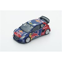 Spark Peugeot 208 WRX - 1st 2016 World RX of Canada - #21 T. Hansen 1:43