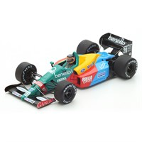 Spark Benetton B188 - 3rd 1988 Canadian Grand Prix - #20 T. Boutsen 1:43