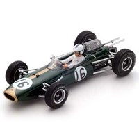 Brabham BT11 - 1965 French Grand Prix - #16 D. Hulme 1:43