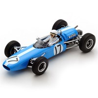 Spark Brabham BT11 - 1967 French Grand Prix - #17 B. Anderson 1:43