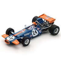 Spark Brabham BT33 - 1971 American Grand Prix - #24 C. Craft 1:43