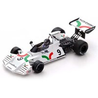Brabham BT42 - 1973 British Grand Prix - #9 A. de Adamich 1:43