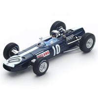 Spark BRM P261 - 1966 Mexican Grand Prix - #10 I. Ireland 1:43