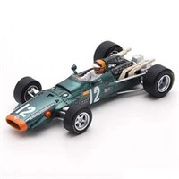 Spark BRM P126 - 1968 Race Of Champions - #12 M. Spence 1:43