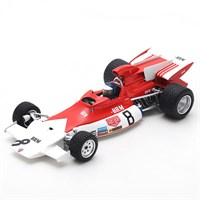 Spark BRM P180 - 1972 Spanish Grand Prix - #8 P. Gethin 1:43