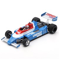 Spark Ensign N180 - 1980 Brazilian Grand Prix - #14 C. Regazzoni 1:43