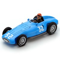 Spark Gordini T32 - 1956 French Grand Prix - #32 H. Da Silva Ramos 1:43
