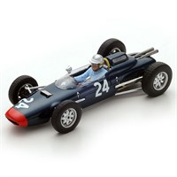 Spark Lola Mk4 - 1963 British Grand Prix - #24 J. Campbell-Jones 1:43