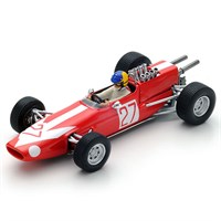 Spark Lola T100 - 1967 F2 German Grand Prix - #27 D. Hobbs 1:43