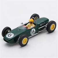 Spark Lotus 18 - 1961 Dutch Grand Prix - #16 T. Taylor 1:43