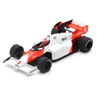 Spark McLaren MP4/2 - 1st 1984 British Grand Prix - #8 N. Lauda 1:43