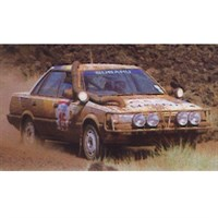 Spark Subaru RX Turbo - 1988 Safari Rally - #15 I. Duncan 1:43