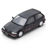 Spark Honda Civic EF-9 SiR 1990 - Black Metallic 1:43