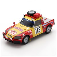 Spark Citroen DS23 - 1981 Paris-Dakar Rally - #145 1:43