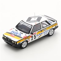 Spark Renault 11 Turbo - 1986 Monte Carlo Rally - #25 A. Oreille  1:43