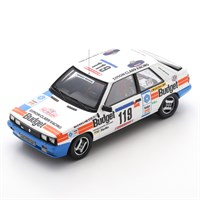 Spark Renault 11 Turbo - 1984 Rally France - #119 A. Oreille 1:43