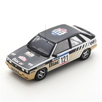 Spark Renault 11 Turbo - 1984 Rally France - #121 J-P. Deriu 1:43