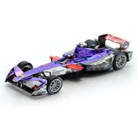 DS Virgin Racing - 2016-2017 Paris Formula E Season 3 - #37 J.M. Lopez 1:43
