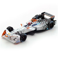 Faraday Future Dragon Racing - 2016-2017 New York Formula E Season 3 - #67 L. Duval 1:43