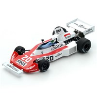 Spark Williams FW04 - 1975 US Grand Prix - #20 L. Lombardi 1:43