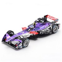 Spark DS Virgin - 1st 2017-2018 Hong Kong Formula E Season 4 - #2 S. Bird 1:43