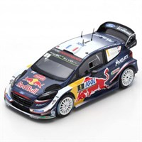 Ford Fiesta WRC - 1st 2018 Rally Corsica - #1 S. Ogier 1:43