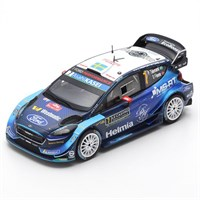 Spark Ford Fiesta WRC - 2019 Monte Carlo Rally - #7 P. Tidemand 1:43