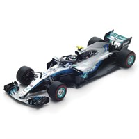 Spark Mercedes F1 W09 - 2018 Chinese Grand Prix - #77 V. Bottas 1:43