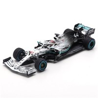 Spark Mercedes F1 W10 - 2019 German Grand Prix - #44 L. Hamilton 1:43