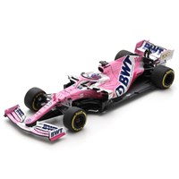 Spark Racing Point RP20 - 2020 Barcelona Test - #11 S. Perez 1:43