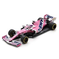 Spark Racing Point RP20 - 2020 Barcelona Test - #18 L. Stroll 1:43