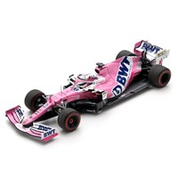Spark Racing Point RP20 - 2020 Styrian Grand Prix - #11 S. Perez 1:43