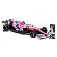 Spark Racing Point RP20 w. Pit Board - 1st 2020 Sakhir Grand Prix - #11 S. Perez 1:43