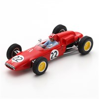 Spark Lotus 21 - 1962 Belgian Grand Prix - #22 J. Siffert 1:43