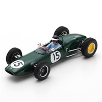Spark Lotus 21 - 1961 Dutch Grand Prix - #15 J. Clark 1:43