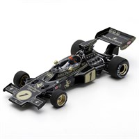 Spark Lotus 72E - 1st 1973 Spanish Grand Prix - #1 E. Fittipaldi 1:43