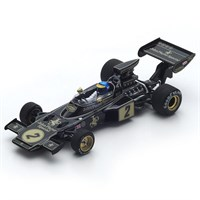 Spark Lotus 72E - 1st 1973 French Grand Prix - #2 R. Peterson 1:43