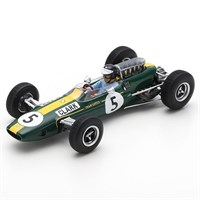 Spark Lotus 33 - 1st 1965 British Grand Prix - #5 J. Clark 1:43