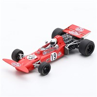 Spark March 711 - 1971 Spanish Grand Prix - #19 A. Soler-Roig 1:43