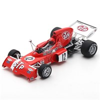 Spark March 721X - 1972 Belgian Grand Prix - #12 N. Lauda 1:43