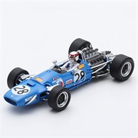 Spark Matra MS10 - 1968 French Grand Prix - #28 J. Stewart 1:43