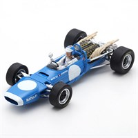 Spark Matra MS11 - 1968 Presentation Car - J-P. Beltoise 1:43